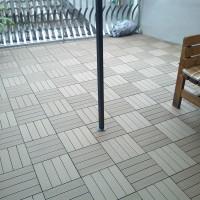 Terrasse - WPC Fliesen