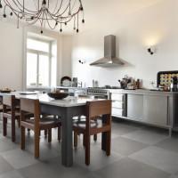 Küche mit Kronleuchter_5935_5936